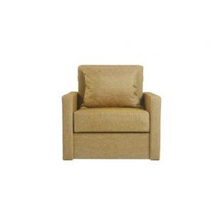 Кресло Босс раскладное №8 ткань Gold
