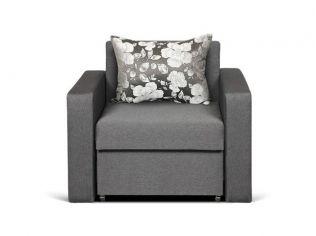 Кресло Босс раскладное №17 ткань Platinum