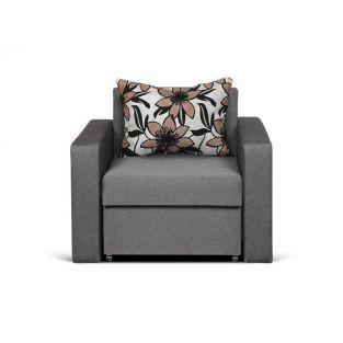 Кресло Босс раскладное №19 ткань Platinum