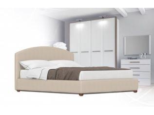 Кровать с матрасом Милена