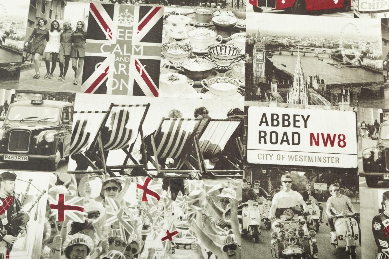 Мебельные ткани - Abbey Road подушечная фото 1 - ДиванКиев