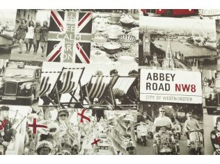 Abbey Road подушечная