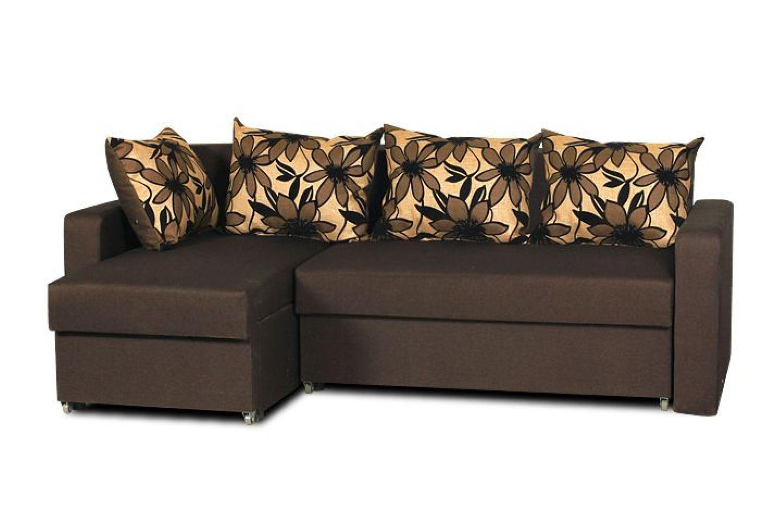 Угловые диваны - Гетьман 64 Ткань Platinum фото 1 - ДиванКиев