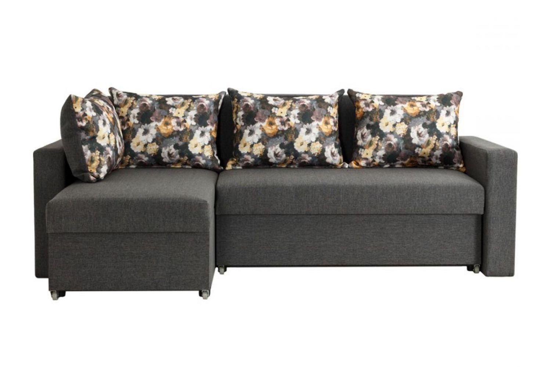 Угловые диваны - Гетьман 66 Ткань Platinum фото 1 - ДиванКиев