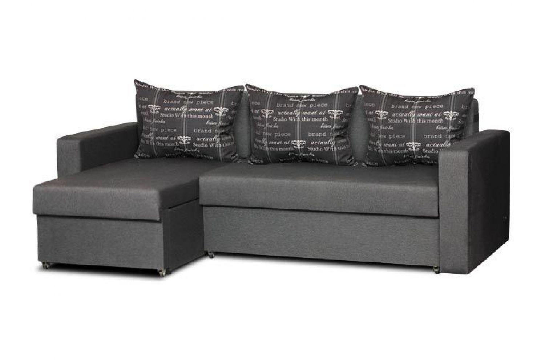 Угловые диваны - Гетьман 56 Ткань Platinum фото 1 - ДиванКиев
