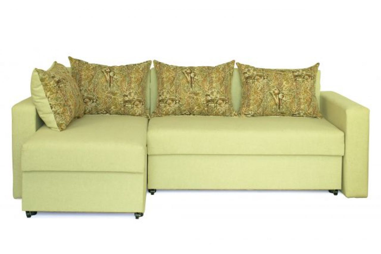 Угловые диваны - Гетьман 34 Ткань Gold фото 1 - ДиванКиев