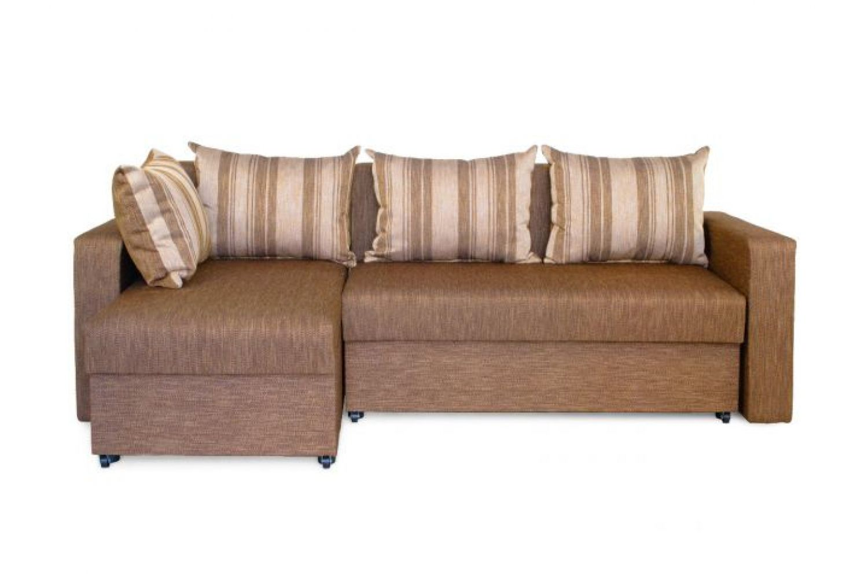 Угловые диваны - Гетьман 37 Ткань Gold фото 1 - ДиванКиев