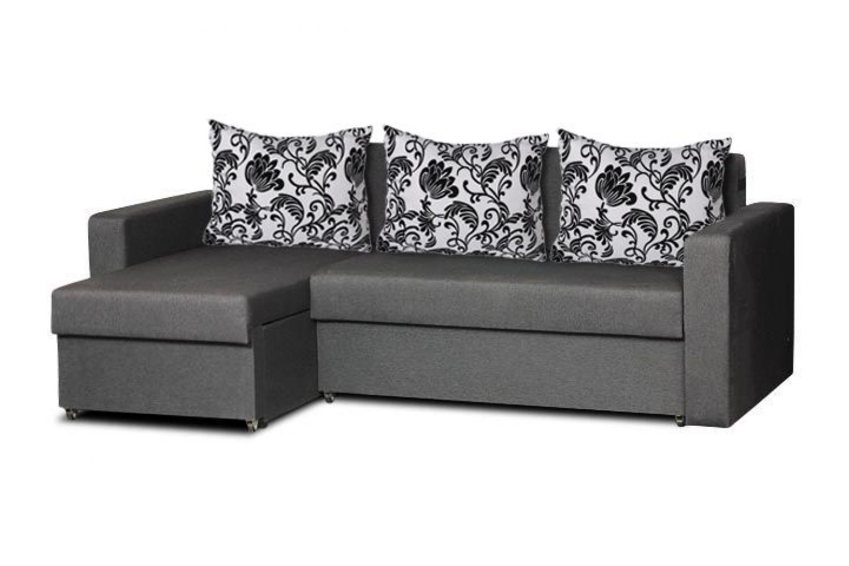 Угловые диваны - Гетьман 100 Ткань Brilliant фото 1 - ДиванКиев