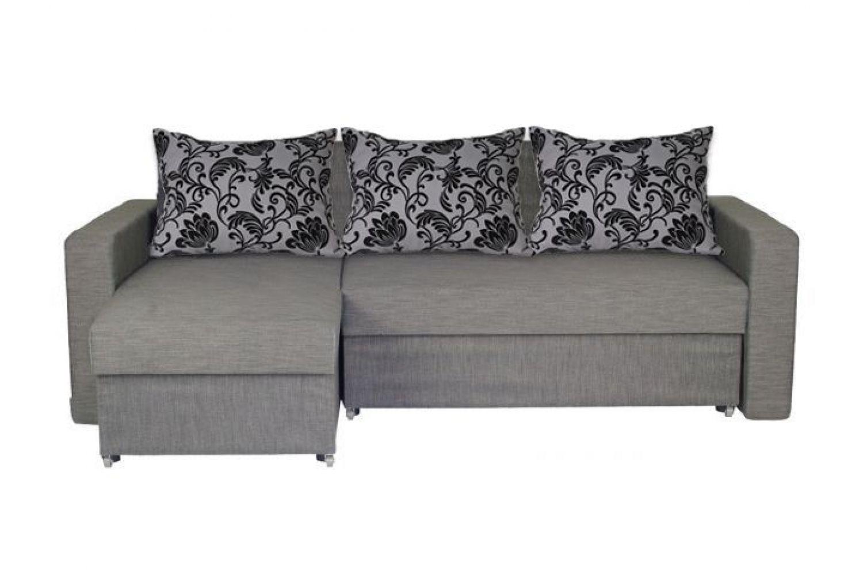 Угловые диваны - Гетьман 67 Ткань Platinum фото 1 - ДиванКиев