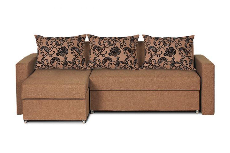 Угловые диваны - Гетьман 101 Ткань Brilliant фото 1 - ДиванКиев