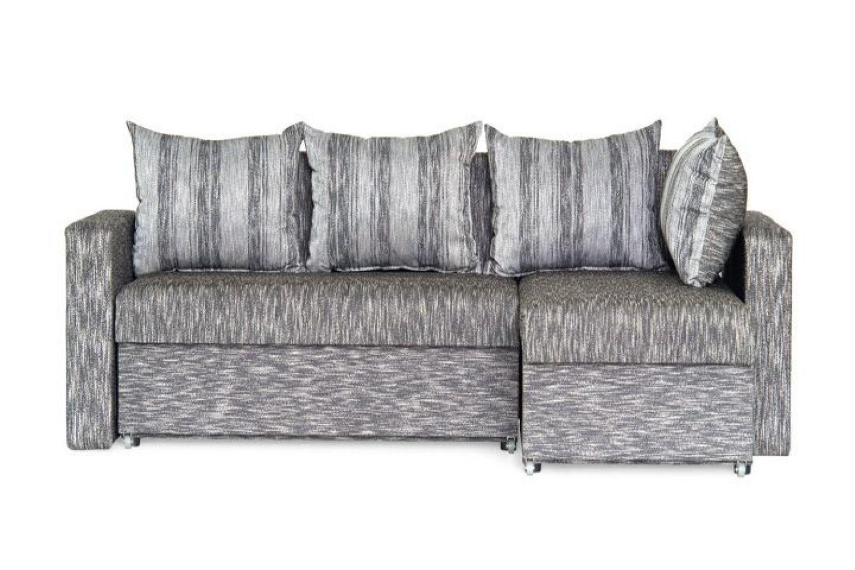 Угловые диваны - Гетьман 2 Ткань Silver фото 1 - ДиванКиев