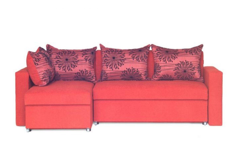 Угловые диваны - Гетьман 3 Ткань Silver фото 1 - ДиванКиев