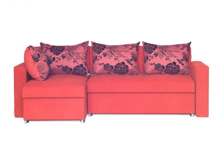 Угловые диваны - Гетьман 5 Ткань Silver фото 1 - ДиванКиев