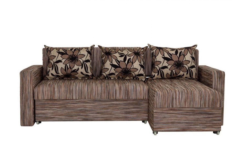 Угловые диваны - Гетьман 8 Ткань Silver фото 1 - ДиванКиев