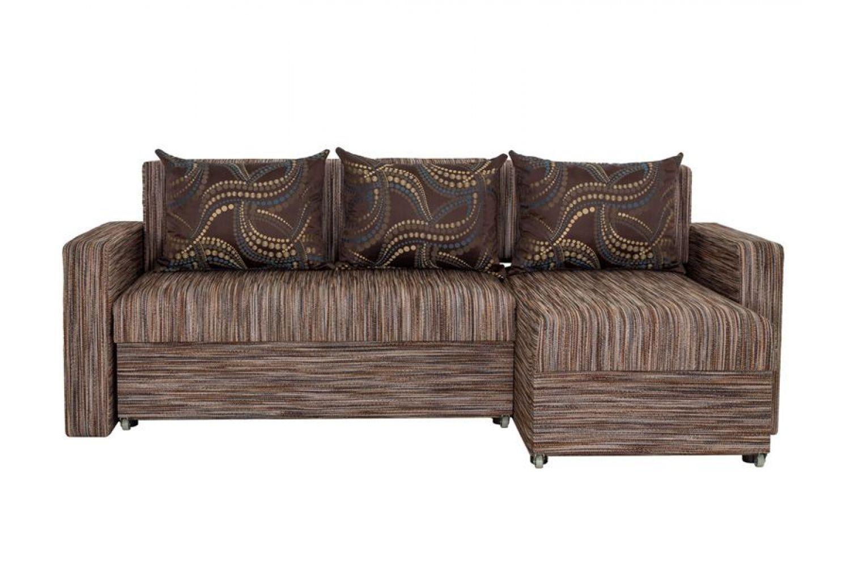 Угловые диваны - Гетьман 9 Ткань Silver фото 1 - ДиванКиев