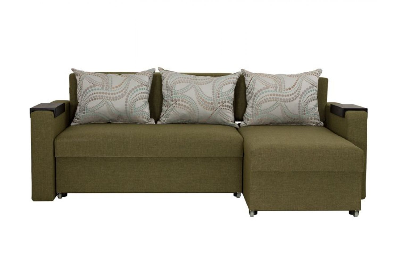 Угловые диваны - Гетьман 77 Ткань Platinum фото 1 - ДиванКиев