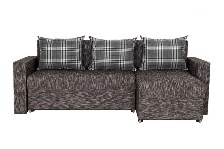 Угловые диваны - Гетьман 35 Ткань Silver фото 1 - ДиванКиев