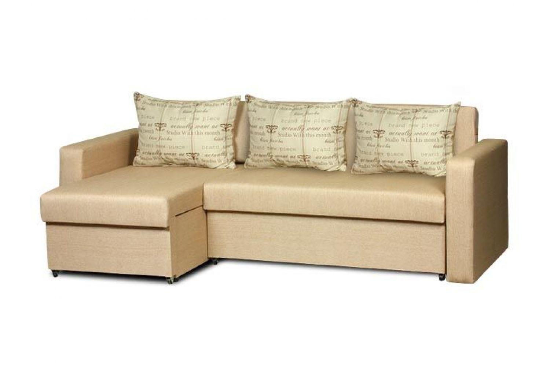 Угловые диваны - Гетьман 85 Ткань Platinum фото 1 - ДиванКиев