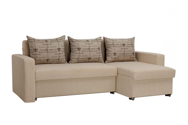 Угловые диваны - Гетьман 125 Ткань Brilliant фото 1 - ДиванКиев