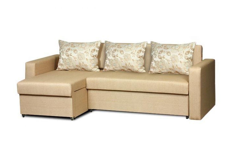 Угловые диваны - Гетьман 87 Ткань Platinum фото 1 - ДиванКиев