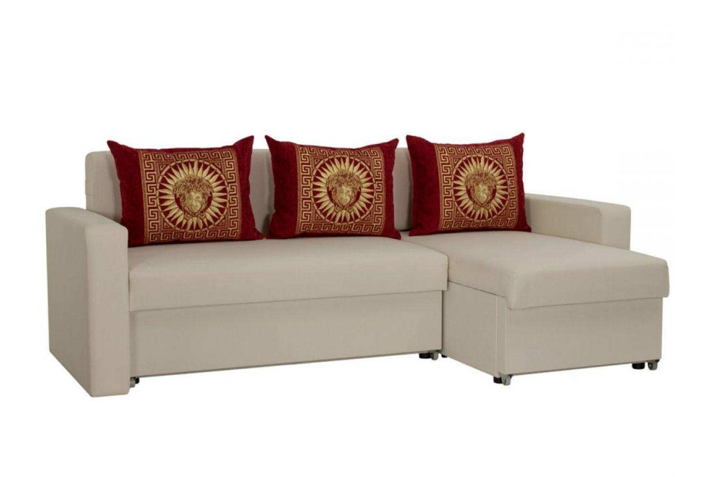Угловые диваны - Гетьман 103 Ткань Brilliant фото 1 - ДиванКиев