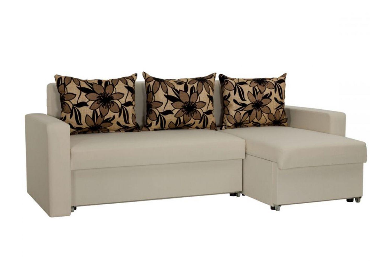 Угловые диваны - Гетьман 105 Ткань Brilliant фото 1 - ДиванКиев