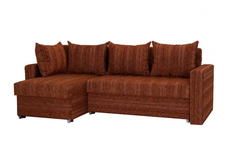 Угловые диваны - Гетьман 32 Ткань Silver фото 1 - ДиванКиев