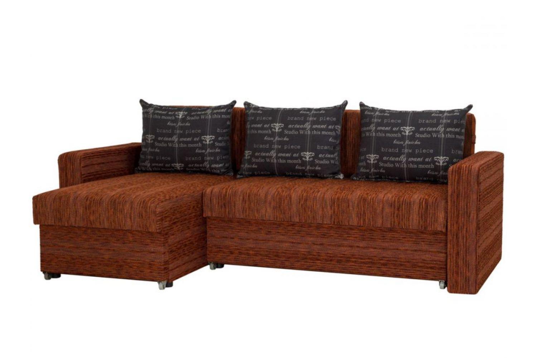 Угловые диваны - Гетьман 22 Ткань Silver фото 1 - ДиванКиев
