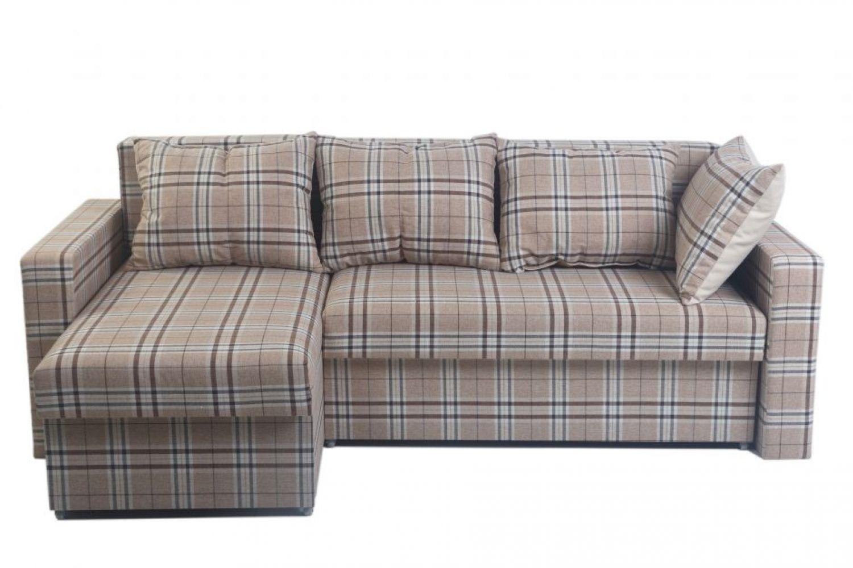 Угловые диваны - Гетьман 106 Ткань Brilliant фото 1 - ДиванКиев