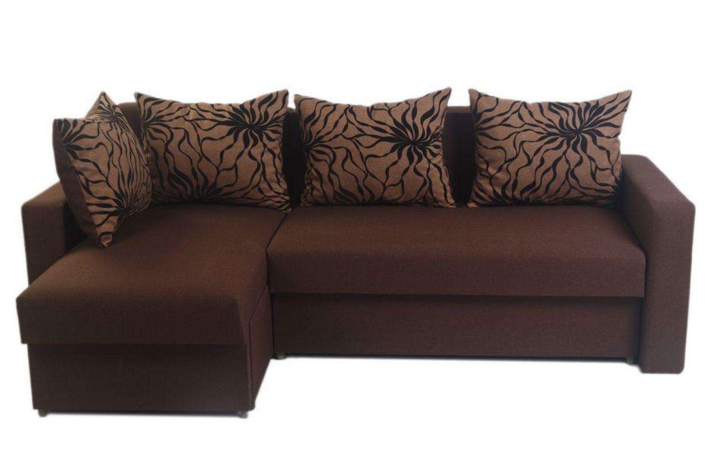Угловые диваны - Гетьман 91 Ткань Platinum фото 1 - ДиванКиев