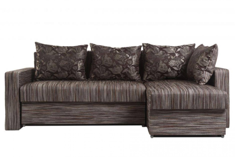 Угловые диваны - Гетьман 23 Ткань Silver фото 1 - ДиванКиев