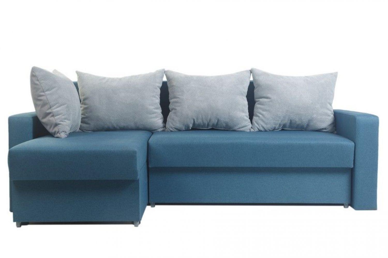 Угловые диваны - Гетьман 108 Ткань Brilliant фото 1 - ДиванКиев