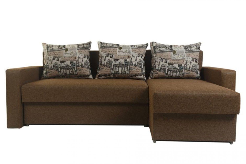 Угловые диваны - Гетьман 53 Ткань Gold фото 1 - ДиванКиев