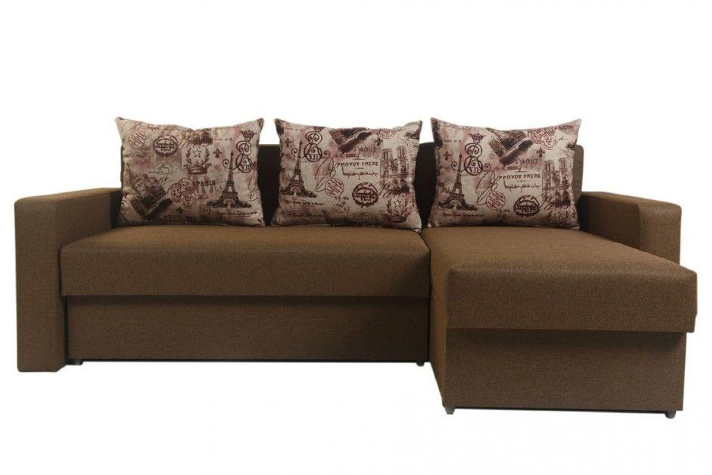Угловые диваны - Гетьман 54 Ткань Gold фото 1 - ДиванКиев
