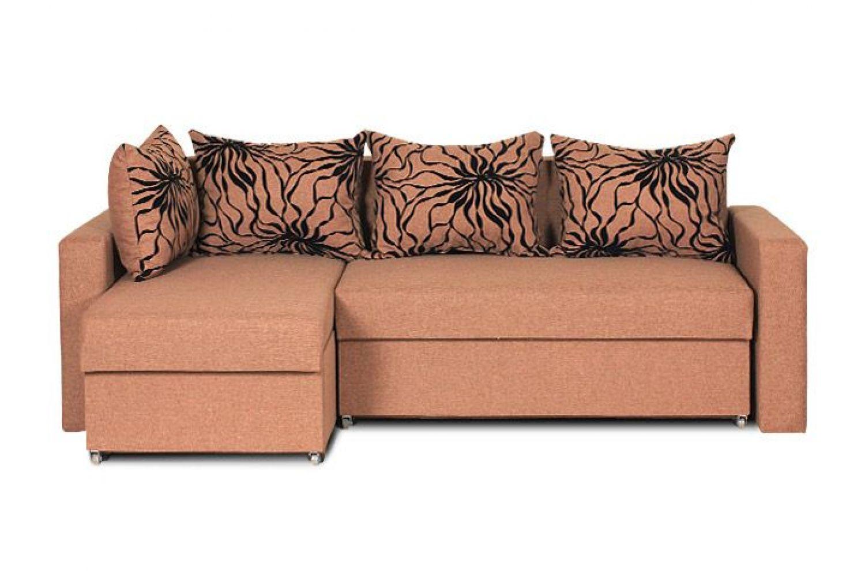 Угловые диваны - Гетьман 123 Ткань Platinum фото 1 - ДиванКиев