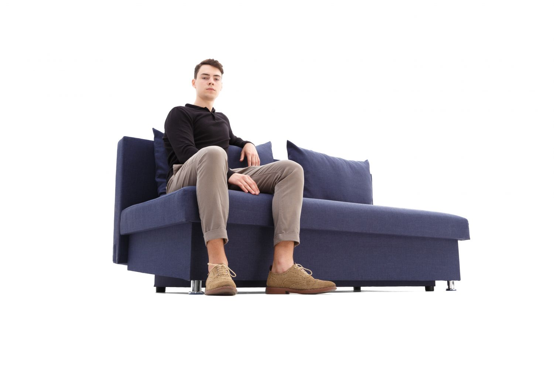 Конструктор диванов - Депутат с 2-мя подушками фото 7 - ДиванКиев