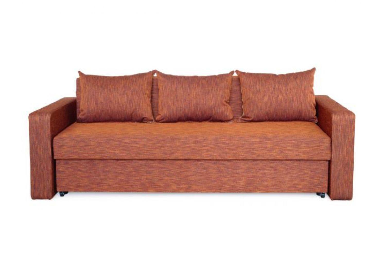 Прямые диваны - Президент 2 Ткань Silver фото 1 - ДиванКиев