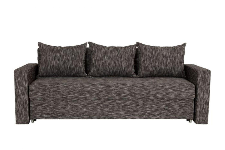 Прямые диваны - Президент 11 Ткань Silver фото 1 - ДиванКиев