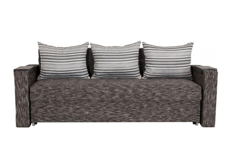 Прямые диваны - Президент 12 Ткань Silver фото 1 - ДиванКиев