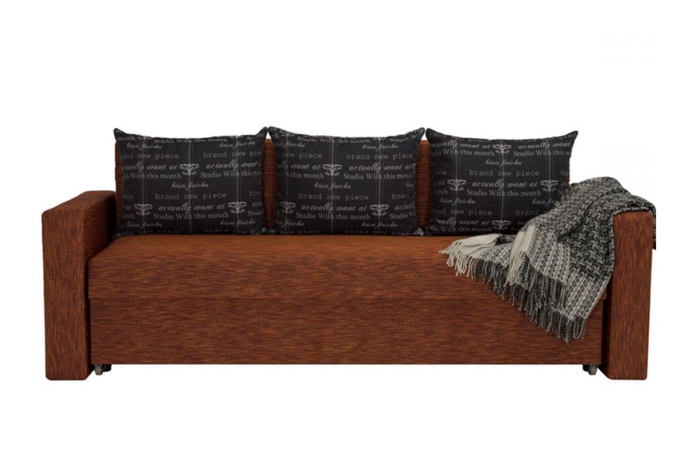Прямые диваны - Президент 24 Ткань Silver фото 1 - ДиванКиев