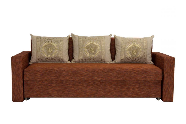 Прямые диваны - Президент 22 Ткань Silver фото 1 - ДиванКиев