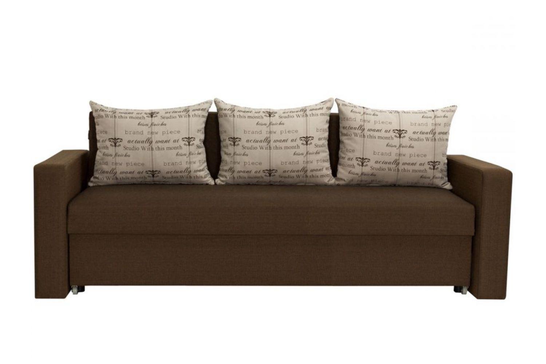 Прямые диваны - Президент 83 Ткань Platinum фото 1 - ДиванКиев
