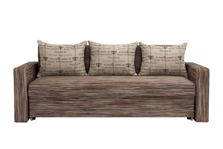Прямые диваны - Президент 16 Ткань Silver фото 1 - ДиванКиев