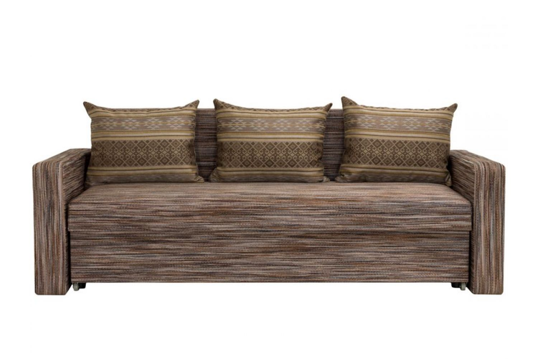Прямые диваны - Президент 14 Ткань Silver фото 1 - ДиванКиев