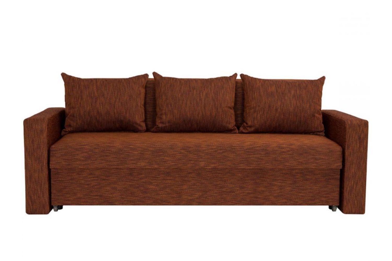 Прямые диваны - Президент 5 Ткань Silver фото 1 - ДиванКиев