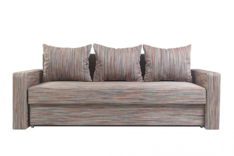 Прямые диваны - Президент 116 Ткань Silver фото 1 - ДиванКиев