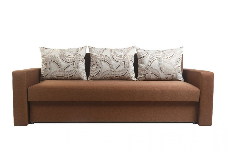 Прямые диваны - Президент 105 Ткань Brilliant фото 1 - ДиванКиев