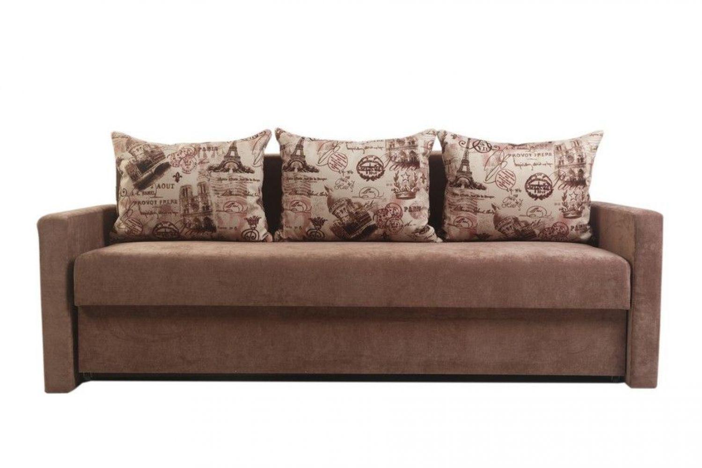 Прямые диваны - Президент Ткань 125 Brilliant фото 1 - ДиванКиев