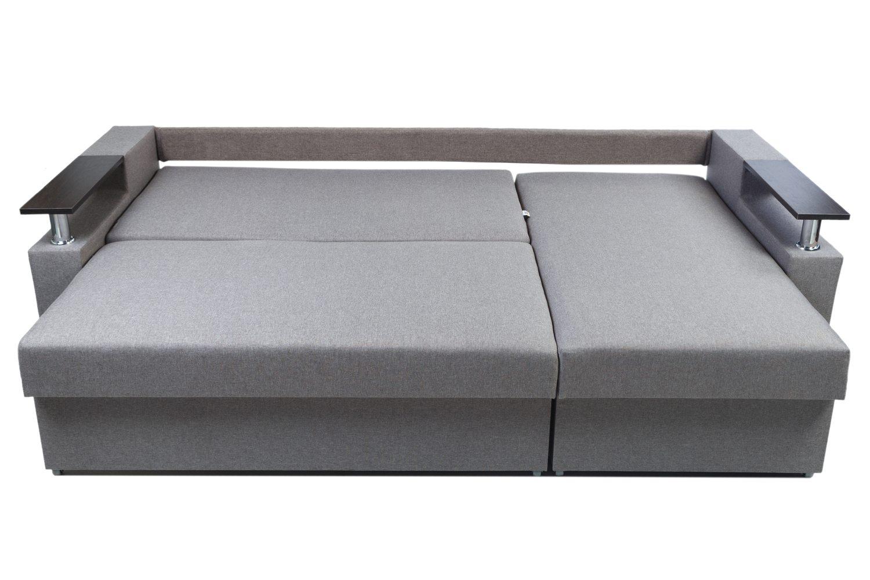 Конструктор диванов Гетьман c подлокотниками на ножках
