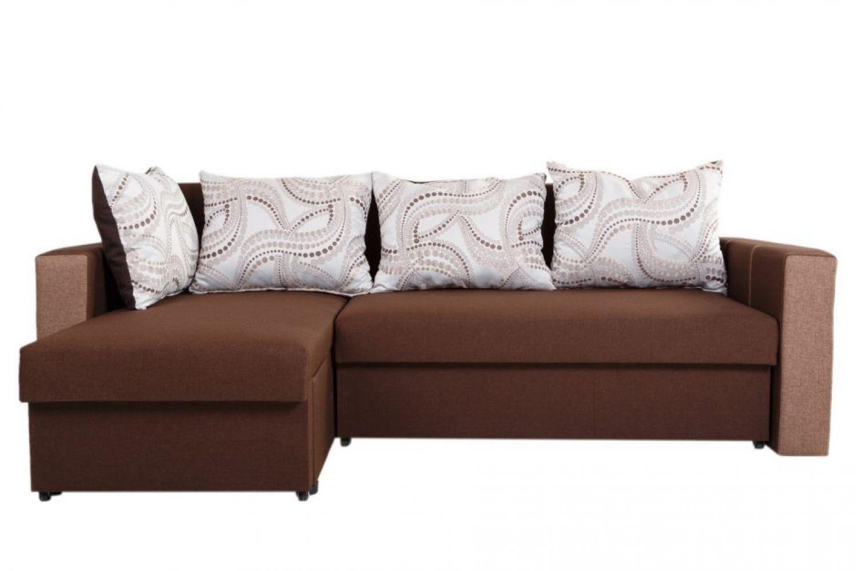 Угловые диваны - Гетьман 63 Ткань Platinum фото 1 - ДиванКиев